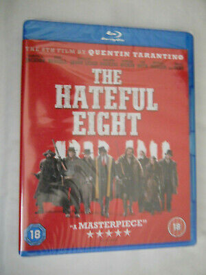 The Hateful Eight Blu-Ray New And Sealed