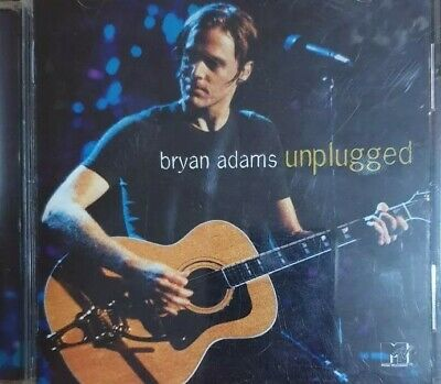 Bryan Adams - MTV Unplugged - Bryan Adams CD 540 831 2, (1997) A&M Records
