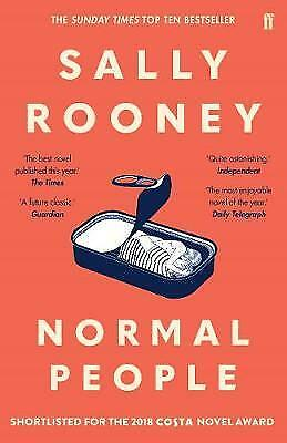 NEW Normal People by Sally Rooney Paperback (Free Shipping)