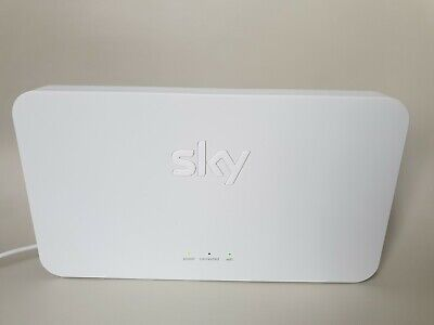 BRAND NEW 2019 Sky Q Booster Helps To Increase WiFi Signal Around Your Home