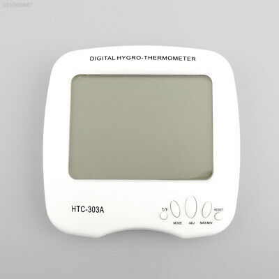 2F76 Large Temperature Humidity Meter HTC-303A Thermo-Hygro meter Thermometer