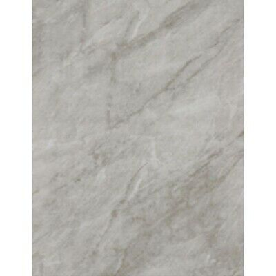 Grey marble 5mm  Bathroom PVC Cladding Plastic Shower Wall Panels wet wall