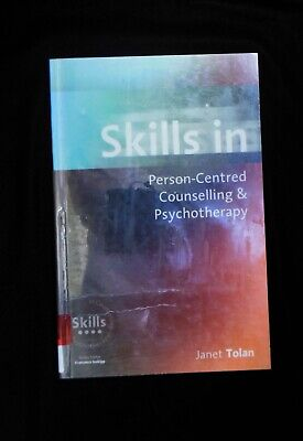 Skills In Person-Centred Counselling & Psychotherapy  -  Janet Tolan