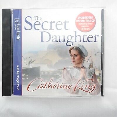 Catherine King - The Secret Daughter audio book MP3 CD unabridged