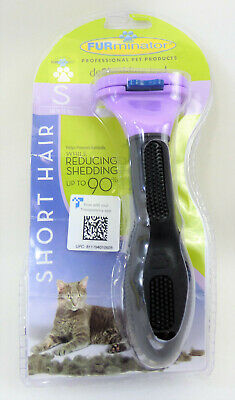 FURminator® deShedding Tool for Small Cats with Short Hair