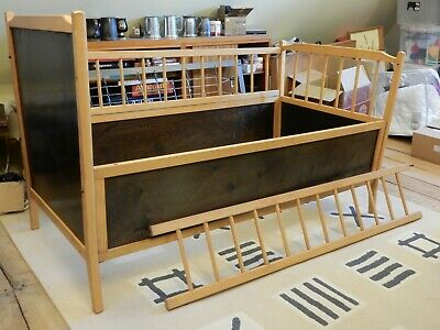 Baby Cot Bed Vintage Mothercare used