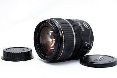CANON EF-S 17-85mm F4-5.6 IS USM Ultrasonic Zoom Lens for Canon EOS Cameras