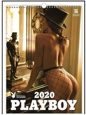 Playboy Girls 2020 Big Wall Calendar Calender New!!!