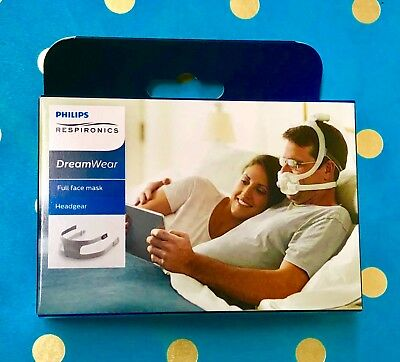 Respironics replacement DreamWear Full Headgear Standard P/N 1133450