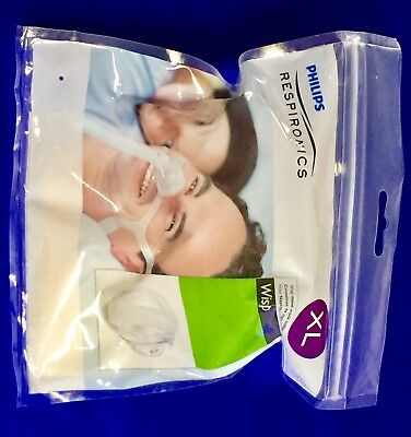 New Respironics replacement WISP Cushion EXTRA LARGE 1112031