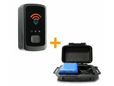 Long Range GPS Tracking Kit - Spy Tec STI GL300 Live Tracker w/ 6 Cell Battery