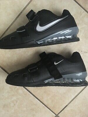 cheap for discount 433cf a3d72 Nike Romaleos 2 Ii Weightlifting Shoes - Mens Sz 9.5 (476927-001)  Powerlifting