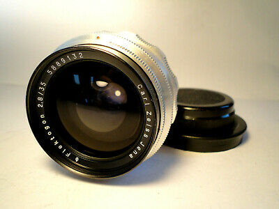M42 CARL ZEISS JENA Flektogon 1Q 2,8/35mm TOP CONDITION VINTAGE LENS