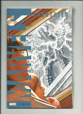 Marvels Annotated #3 Alex Ross Variant Cover very fine+ (VF+) condition