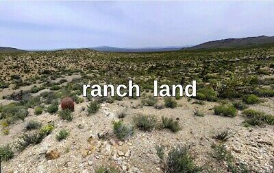 Owner Finance 20 acres CA land in 29 Palms on road w/ power, near Hwy 62, Casino