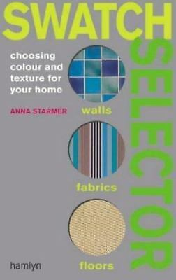 Swatch Selector : Choosing Colour and Texture for Your Home