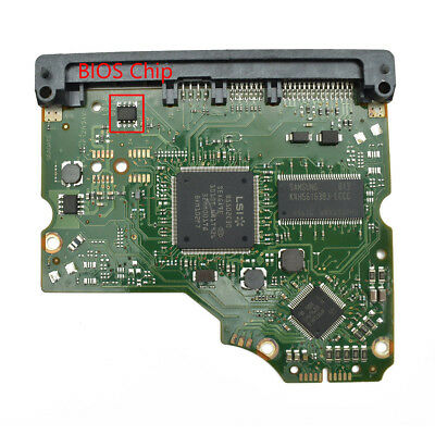 100535537 REV A/C PCB Board HDD Logic Controller For ST31000528AS ST32000542AS