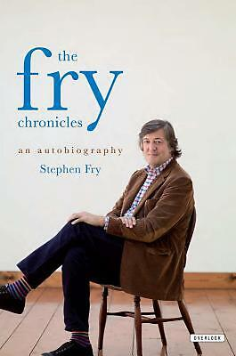 The Fry Chronicles by Stephen Fry (English) Paperback Book Free Shipping!