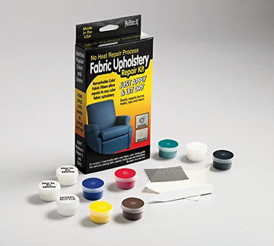 Master Manufacturing ReStor-it Fabric Upholstery Repair Kit, Seven Colors, Any