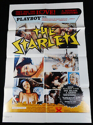 The Starlets 1977 * Dorothy Newkirk * Monique Cardin * Sexploitation One Sheet!!