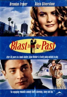 Blast From The Past DVD Movie New & Sealed-Fast Ship! (VG-A004751DV / VG-2521)