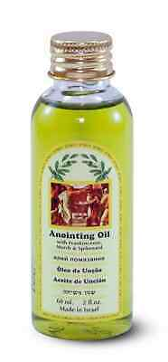 Anointing Oil Frankincense Myrrh and Spikenard 60 ml.