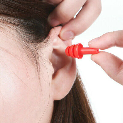 Noise Cancelling Ear Plugs For Sleeping Concerts Music Events Shooting Racing DJ
