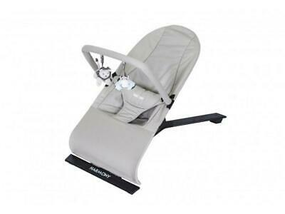 Love N Care Harmony Baby Bouncer (Grey) Love Care Free Shipping!