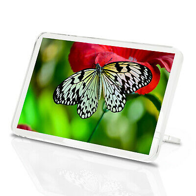 Beautiful Butterfly Classic Fridge Magnet - Flower Insect Bug Fun Gift #8892