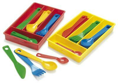 Toy Cutlery Set - Dantoy Free Shipping!