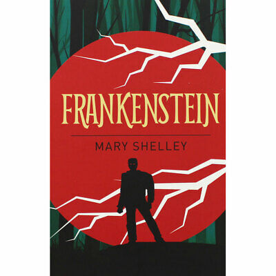 Frankenstein by Mary Shelley (Paperback), Fiction Books, Brand New