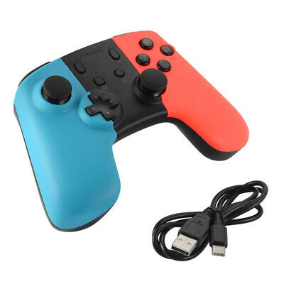 Bluetooth 3.0 Wireless Pro Controller Gamepad Remote for Nintendo Switch Console
