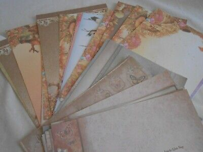 Job Lot A4 80 Quality Paper Card Inserts Card Makers Crafters Scrapbooking