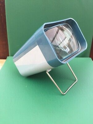 "VINTAGE RETRO PATERSON TRIDENT SLIDE VIEWER FOR 35mm ,126 & ALL 2x2"" MOUNTS"