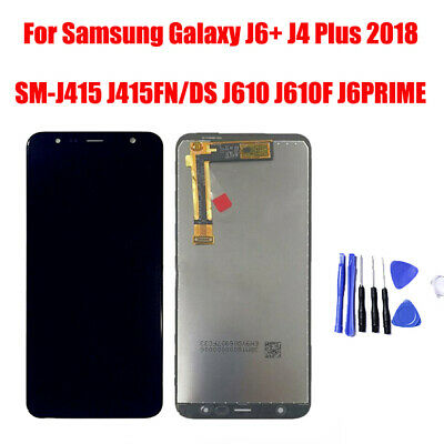 LCD Replace Touch Screen Display For Samsung Galaxy J4+ j4 Plus 2018 J415 J610