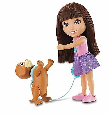 Fisher Price Dora Friends 12 Inch Doll Perrito Puppy Ages 3+ New Toy Train Play