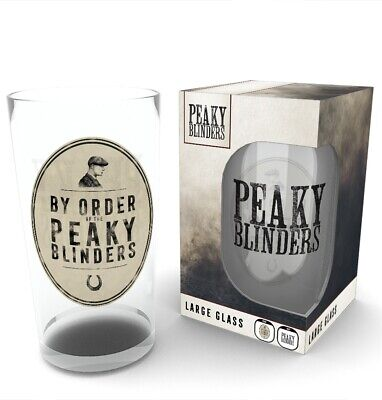 Peaky Blinders By Order Of Shelby Brothers Drinkware 500 ml Large Glass