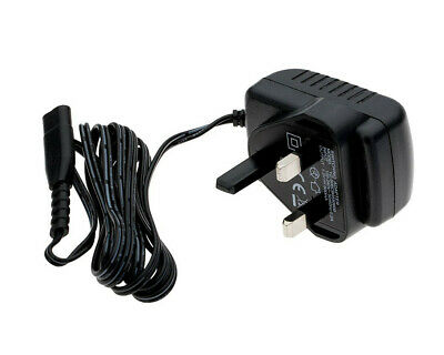 Mains Battery Power Charger Plug & Lead for Karcher WV50 Window Vacuum Cleaners