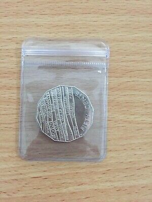 2019 International Year of Indigenous Languages 50c cent From Mint Bag