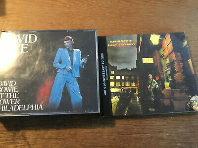 David Bowie [3 CD] Live at the Tower Philadelphia Sound+Vision + Ziggy Stardust