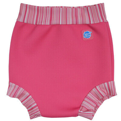 Splash About Happy Nappy Swim Nappy - Pink Candy 2-4yrs - Imperfect