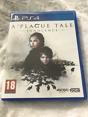 A Plague Tale: Innocence , PLAYSTATION 4 VIDEO GAME