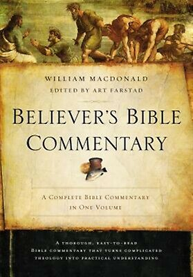Believer's Bible Commentary by MacDonald, William -Hcover