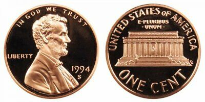 1999 S Proof  Lincoln Cent (1 Coin)