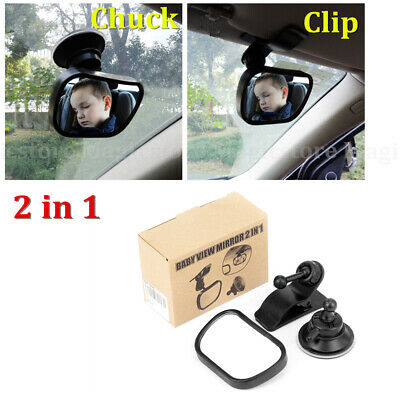 Auto Car Baby Back Seat Rear View Mirror for Infant Child Toddler Safety View
