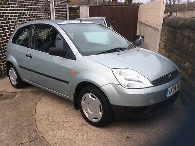 Ford Fiesta 1.2 Finesse 2004 With Only 45,000 Miles In Great Condition