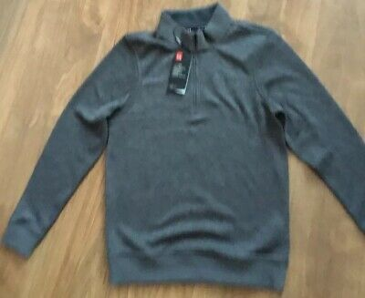 Under Armour Coldgear® Storm Thermal 1/4 Zip Fleece Lined Golf Jumper New 2018