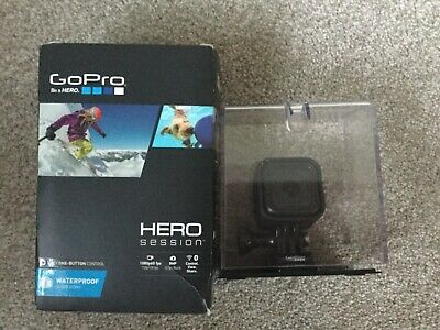 goPro hero session never used