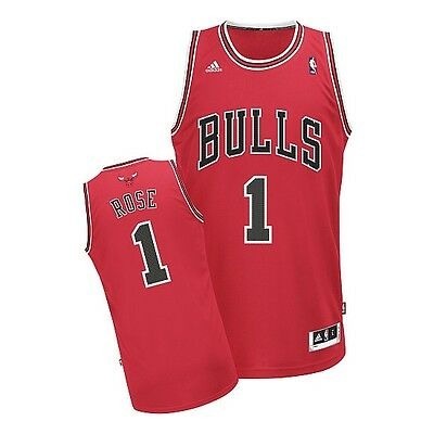 Details about Adidas Derrick Rose Sleeveless Polyester Mens Basketball Jersey Top CD1473 RW37