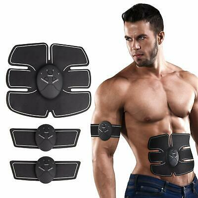 Ultimate Abs Stimulator Belt Men Women Abdominal Muscle Toner Arms Legs Waist